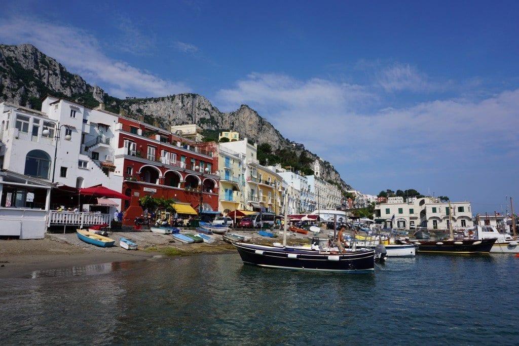 The Island of Capri, Italy- Photo (Ph)riday