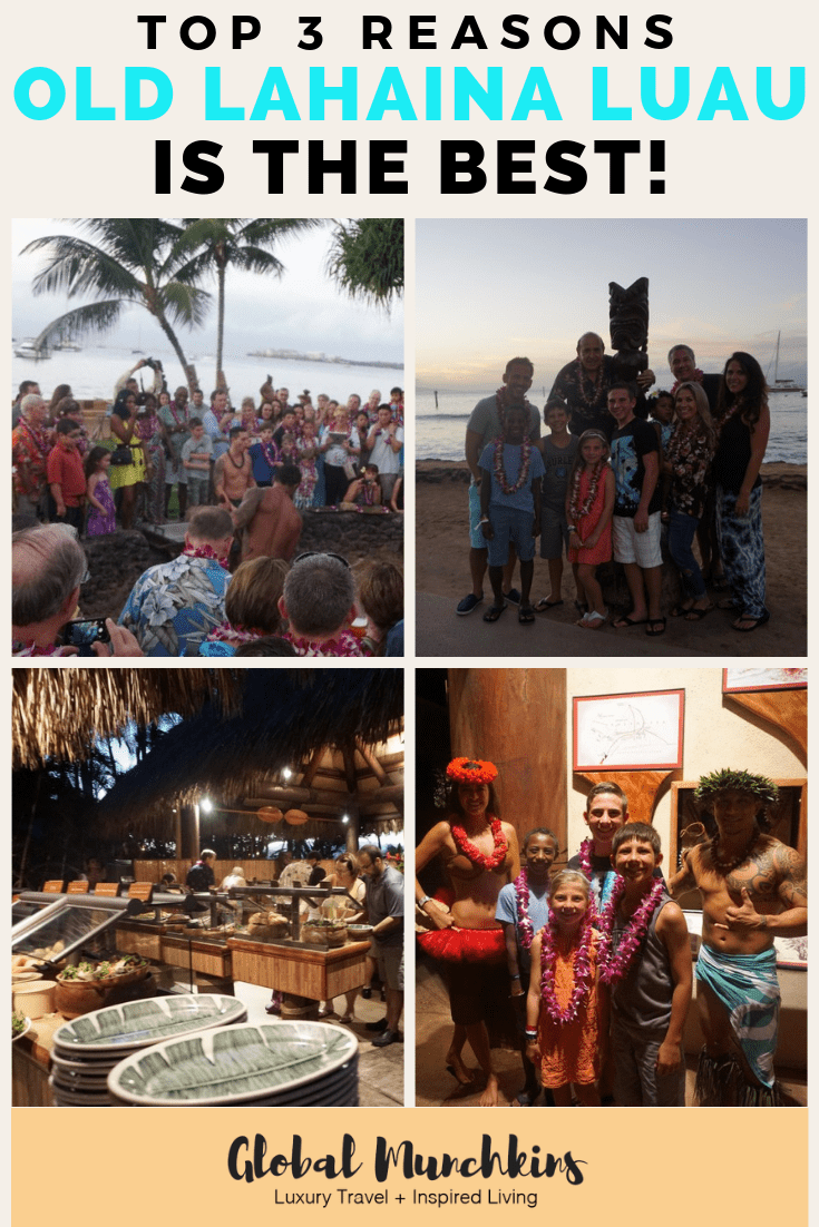Top 3 Reasons Old Lahaina Luau is the Best
