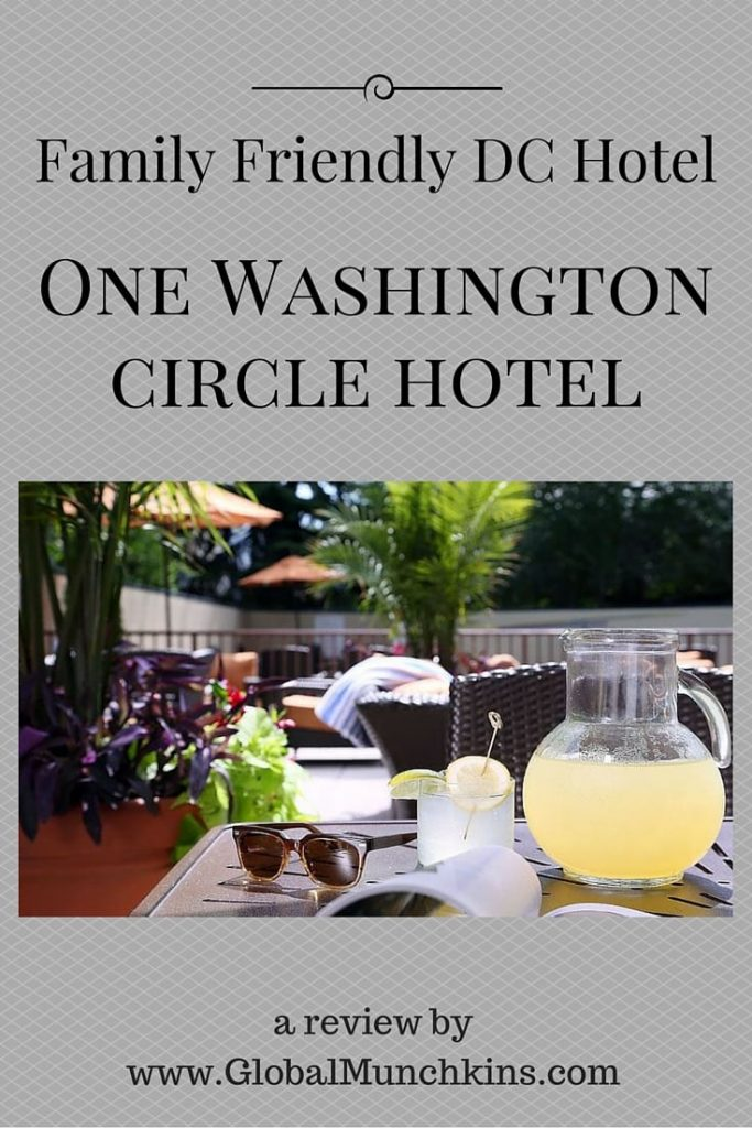 One Washington Circle Hotel A Review Global Munchkins