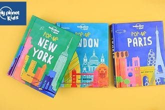 Lonely Planet Book Review + GIVEAWAY!!!