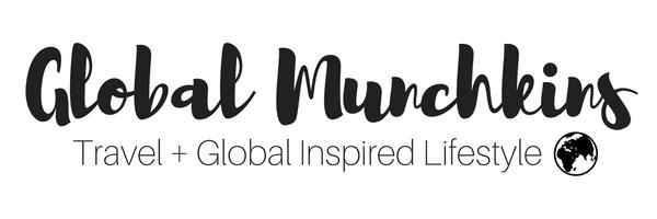 Global Munchkins - Travel + Global Inspired Living