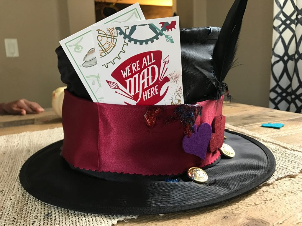 Make Your Own Mad Hatter Hat- new from Seedling!