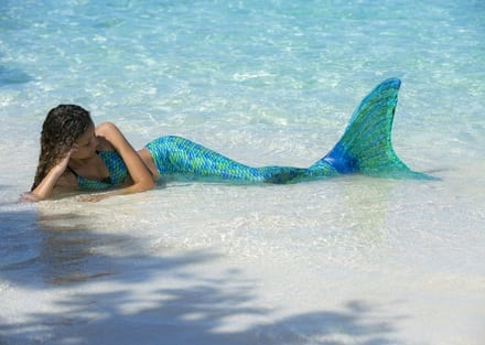 Girls will Flip over these Mermaid Tails this Holiday Season