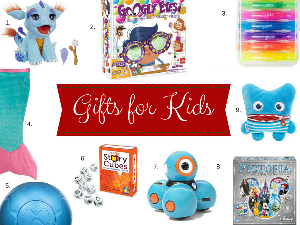 Looking for something unique and amazing to gift the special kid in your life? Check out this awesome guide filled with gift ideas for kids plus everyone else on your list too. Gifts for teachers, men, women, babies & more!