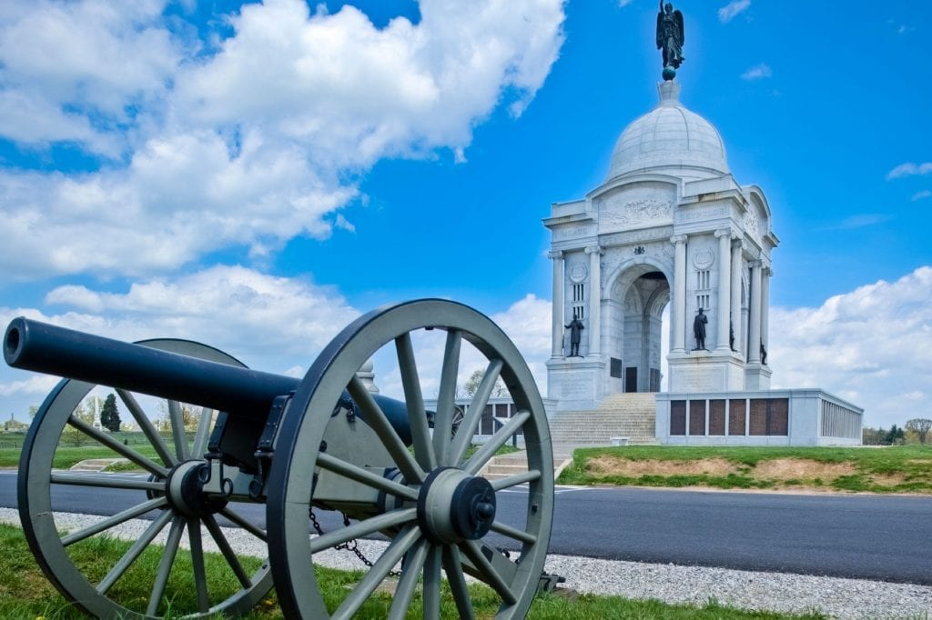 5 Reasons to Visit Gettysburg with Kids