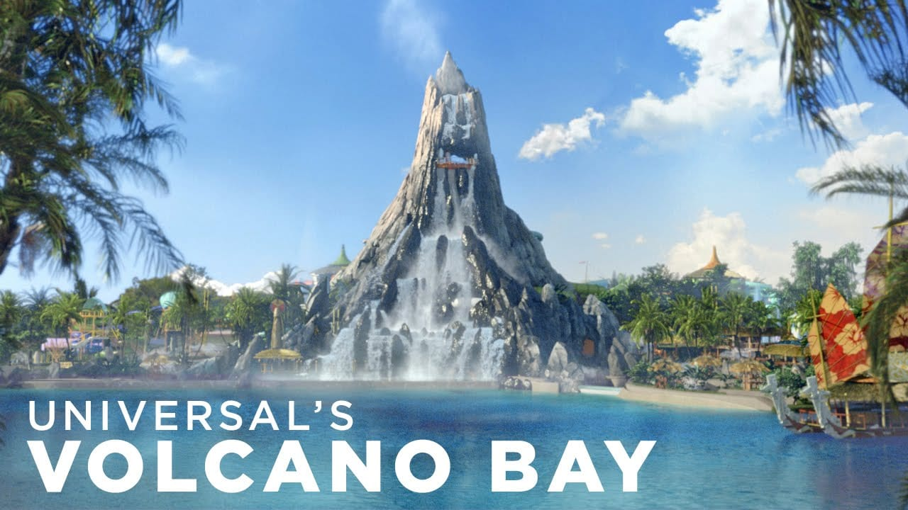 Everything You Need To Know About Volcano Bay Universal