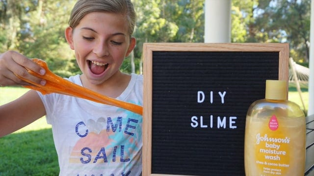 The Most Amazing No Fail Non Sticky Slime Recipe Every Time