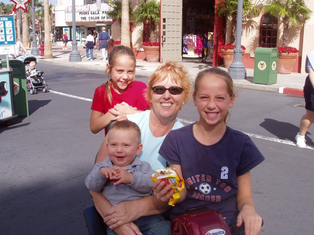 Disney World Scooter Rental