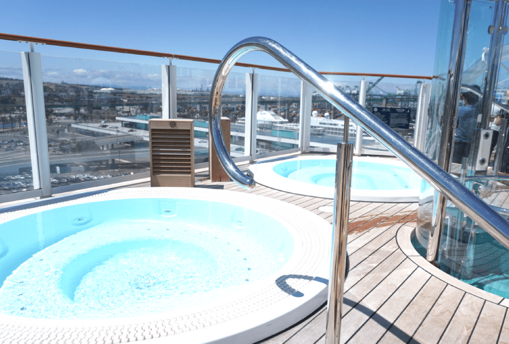 NCL Bliss - Hidden Hot Tubs