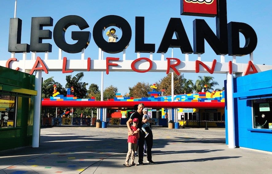 Top Legoland Attractions