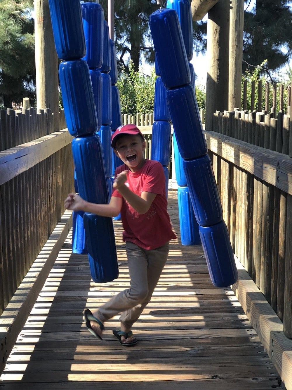 Legoland Hideaway Playground