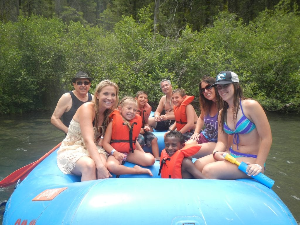THings to do in tahoe summer - truckee river float