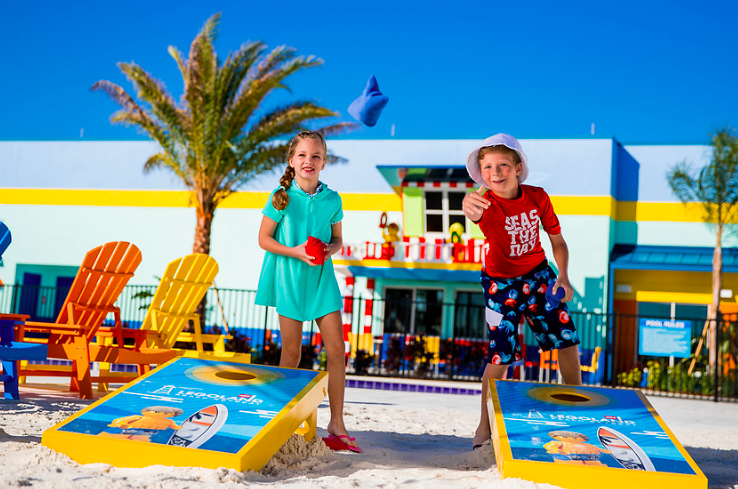 Legoland Beach Retreat Activities