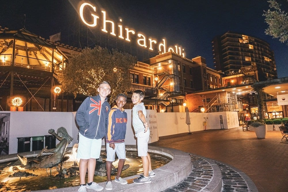 Best Things to do in California - Ghiradelli