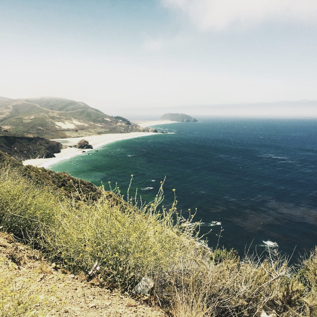 Best Places to visit in California - Big Sur