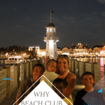 Why Beach Club Resorts is our favorite Disney Resort!