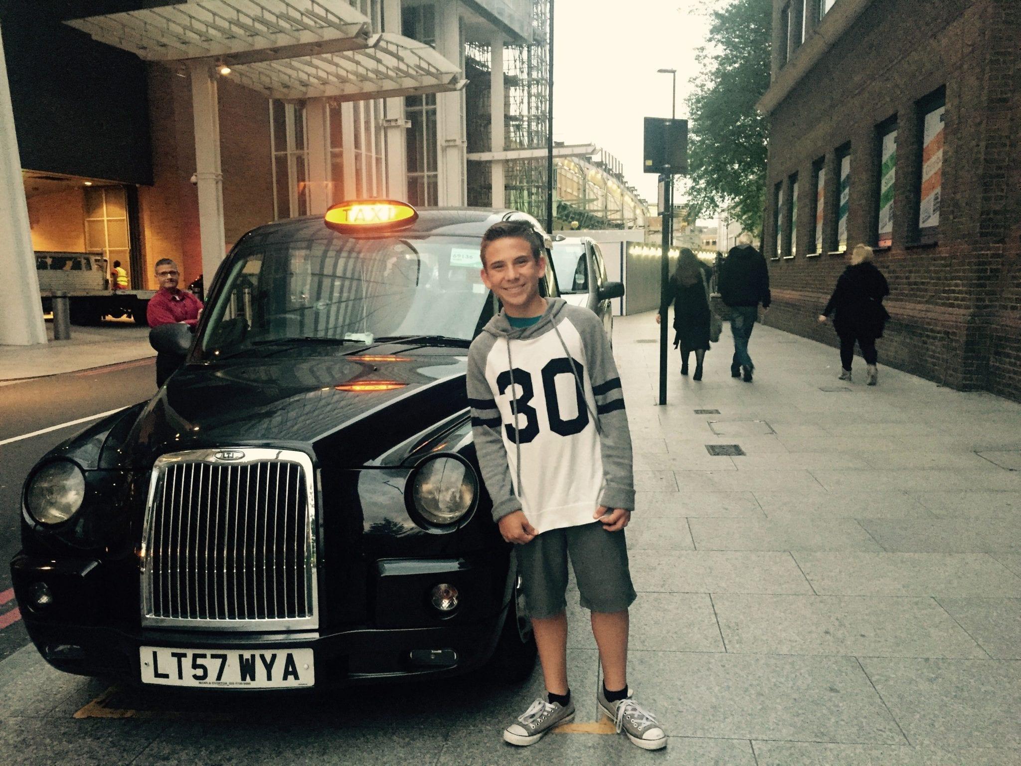 london_cab