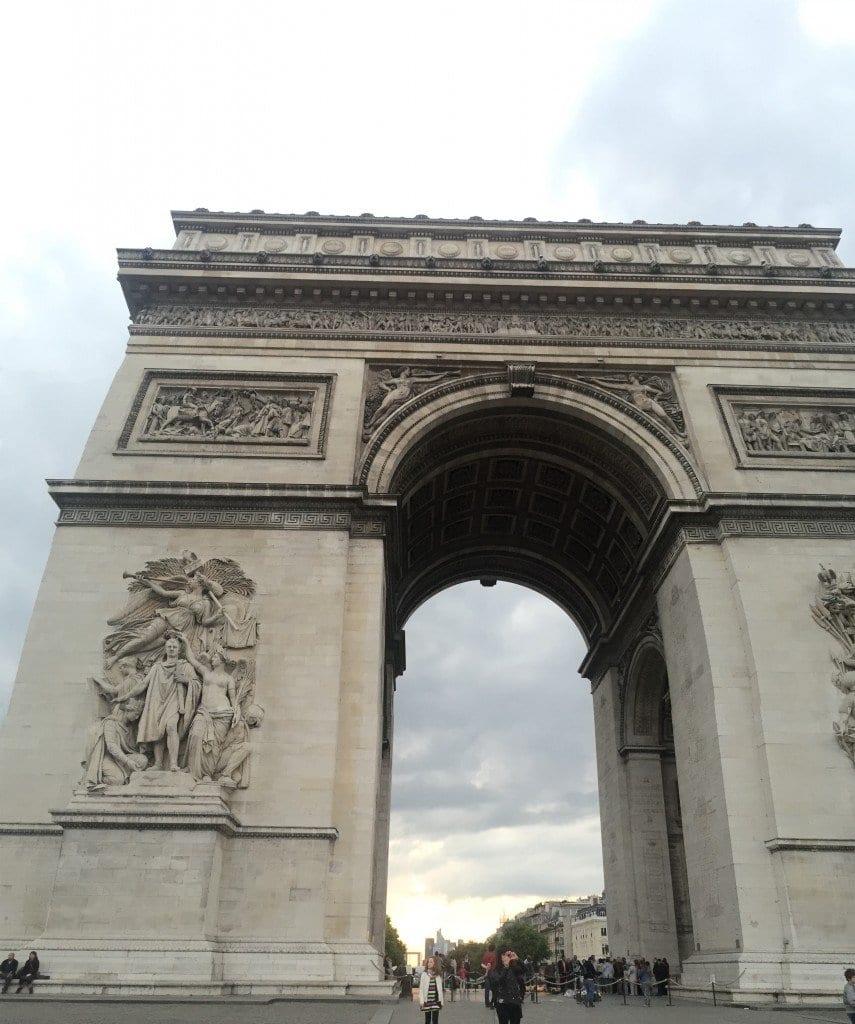 ArcdeTriomphe_Paris_France
