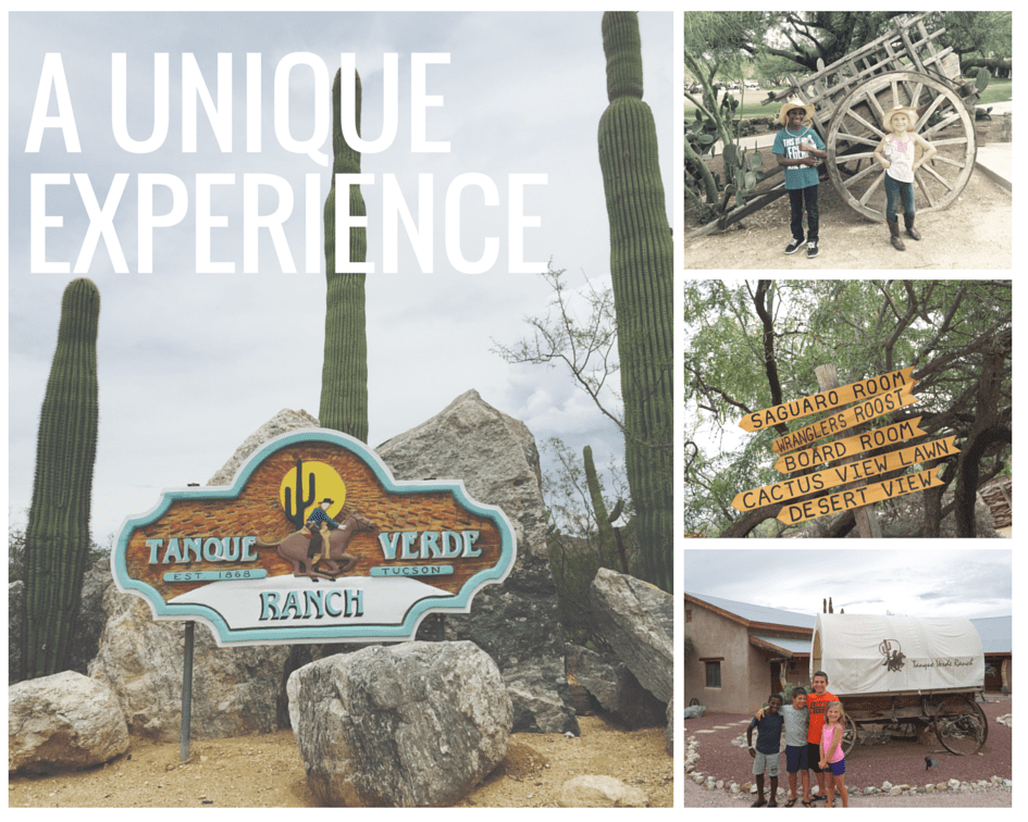 5 Reasons Tanque Verde Dude Ranch makes a Great Family Vacation