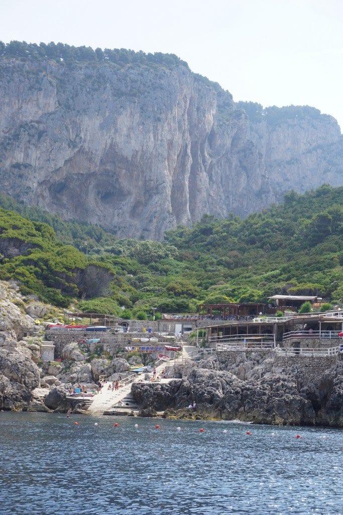 Resort on Capri