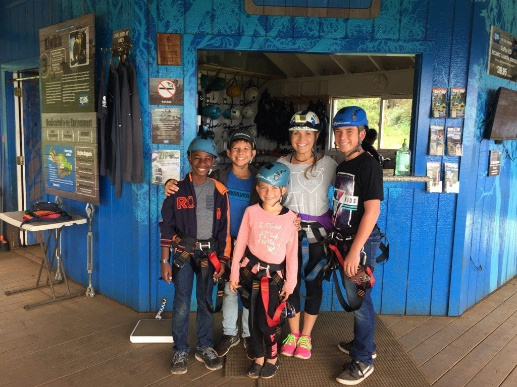 Skyline Eco-Adventures Ziplining in Maui- A Review