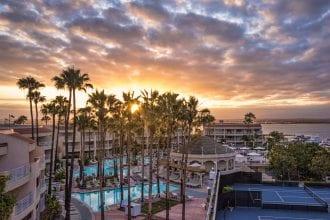 Loews Coronado Bay Resort   Global Munchkins