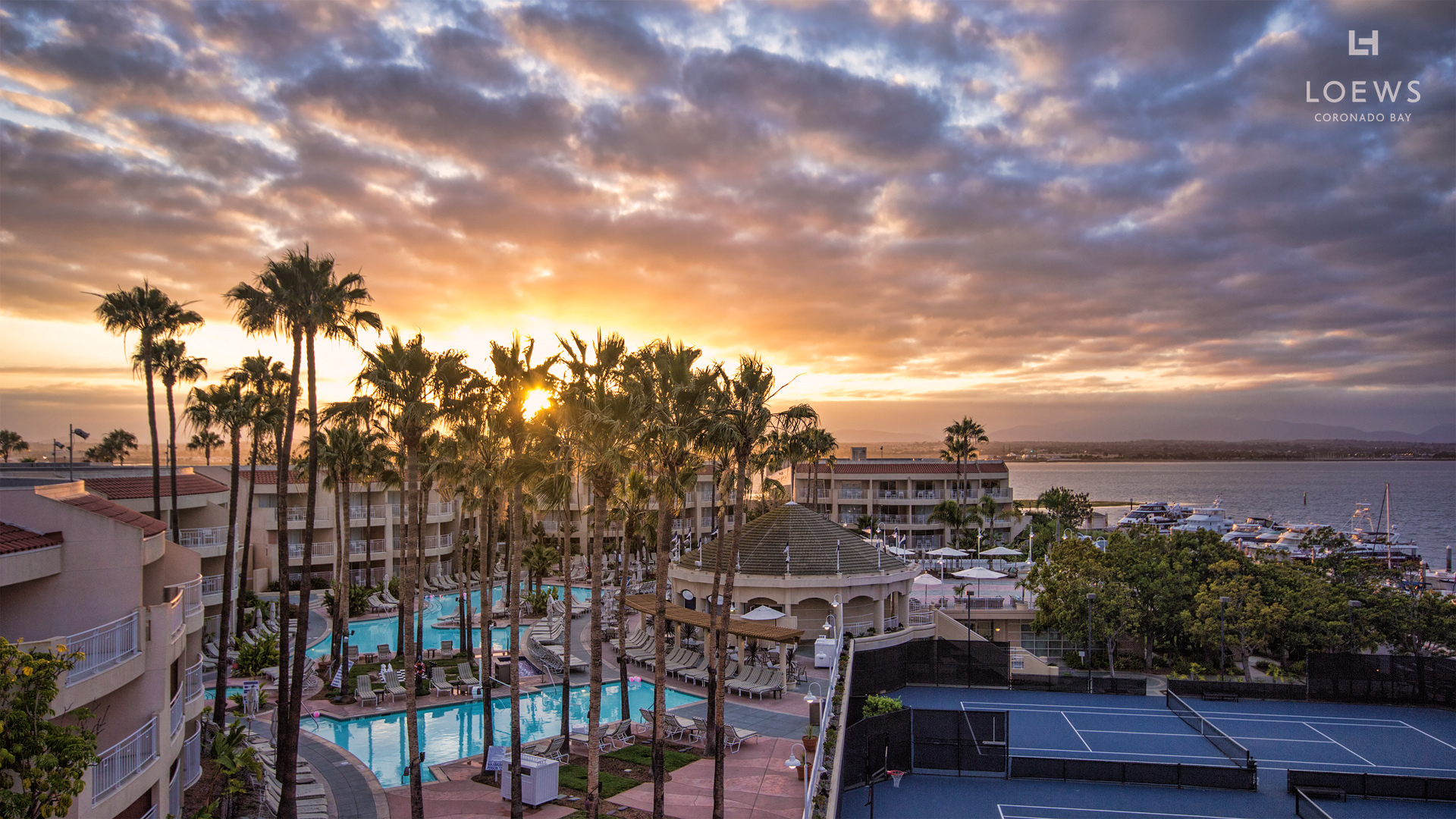 Coronado Beach Resort  7 Reasons Loews Coronado Bay