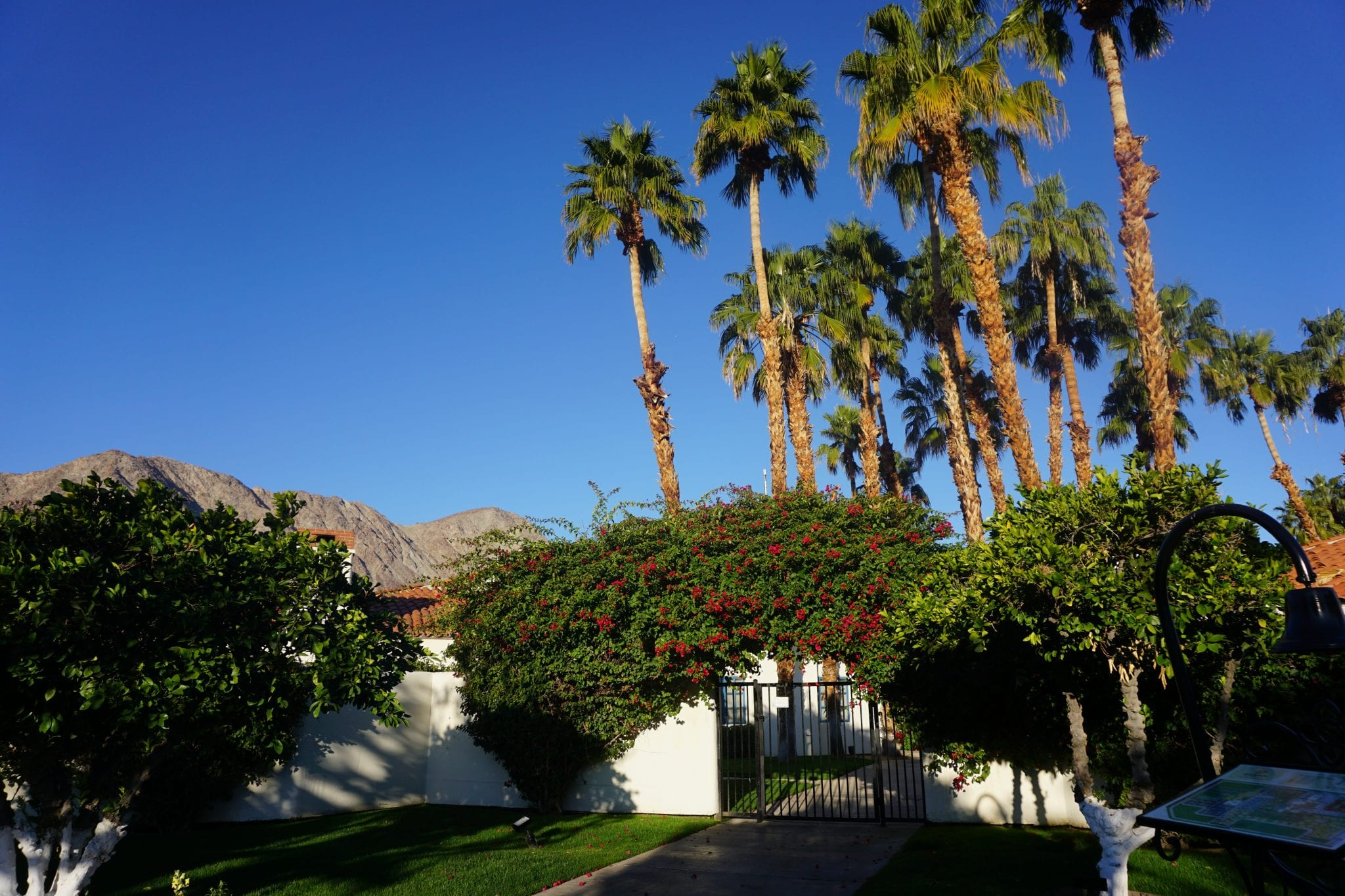 where to stay in palm springs with family - la quinta
