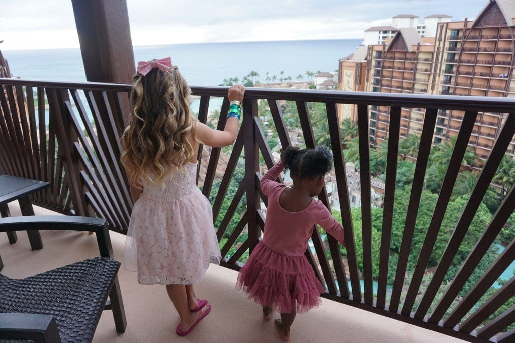 spring break vacation ideas - Disney's Aulani