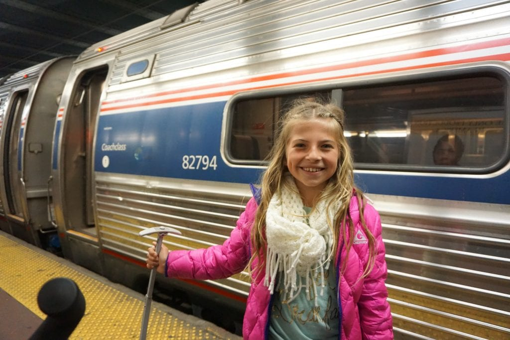 5 Reasons taking Amtrak with Kids is my Favorite way to Travel