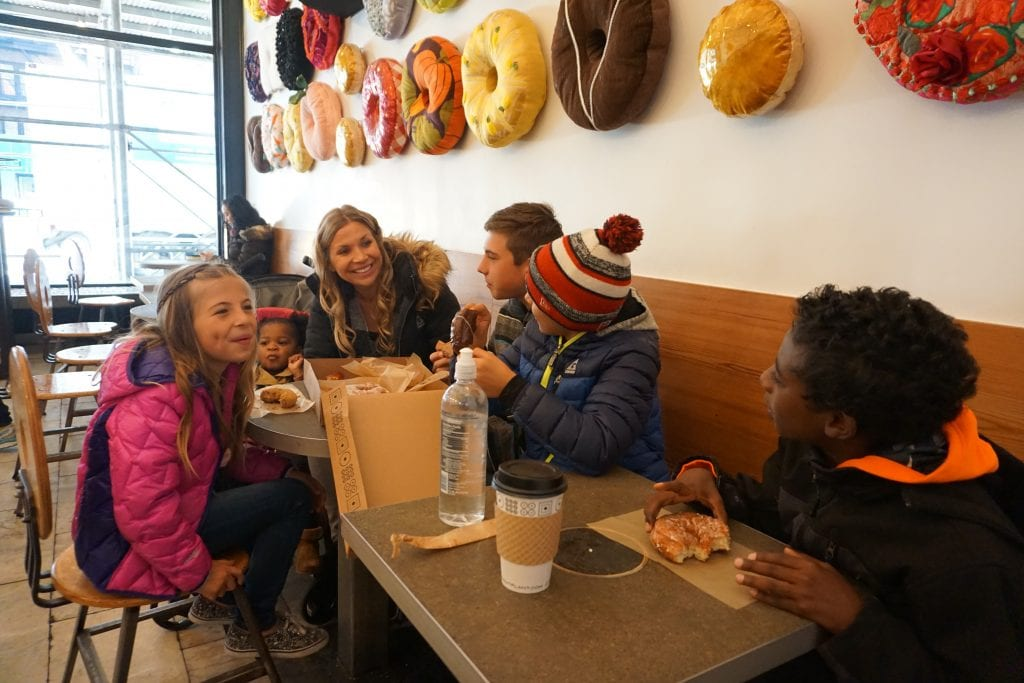 Family_happy_at_Doughnut_Plant