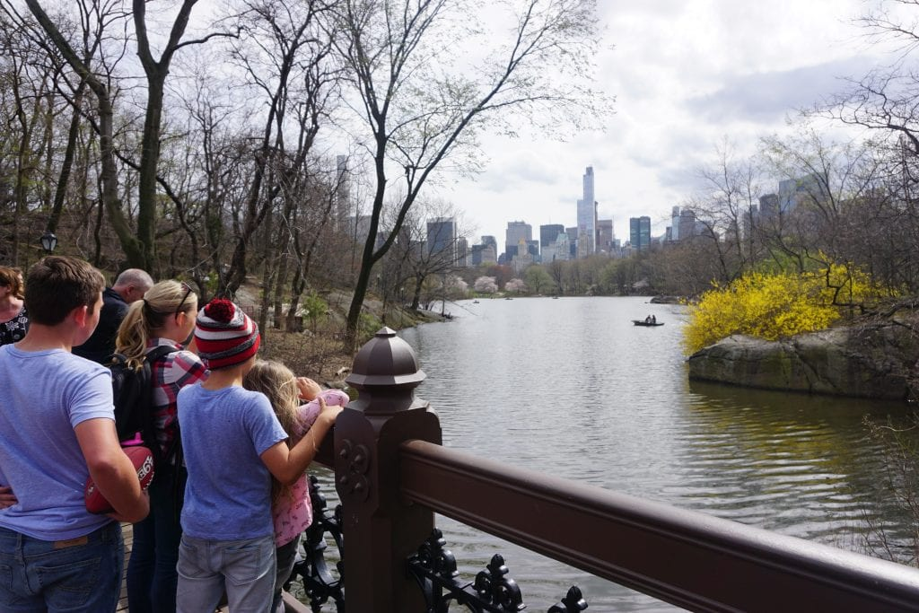 nyc with kids - Central Park