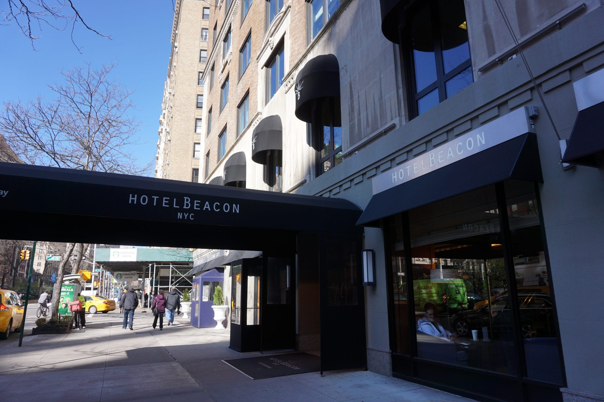 Hotel Beacon in NYC |Global Munchkins