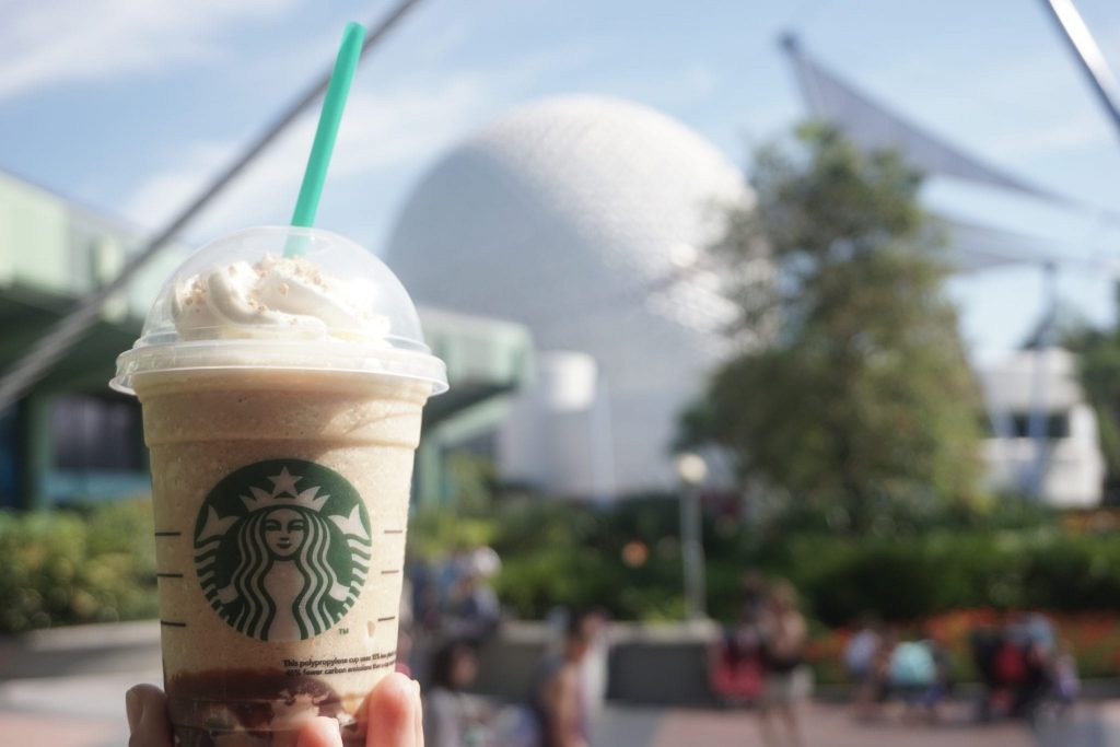 Starbucks at Epcot | Global Munchkins