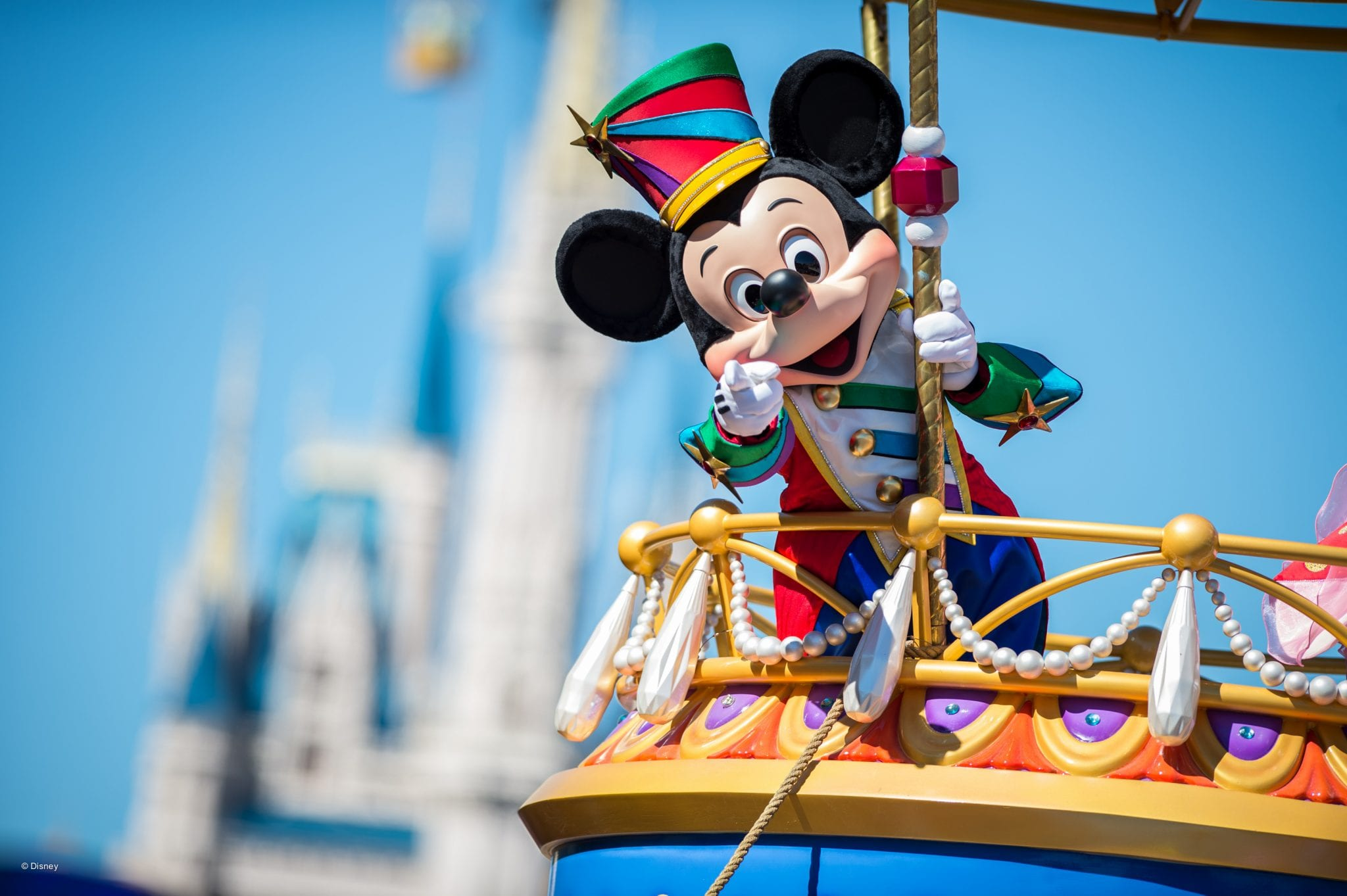 Win A Trip To Disneyworld From Gogo Squeez Global