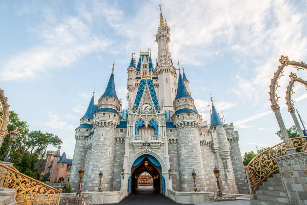 Cinderella's Castle at Magic Kingdom in Disneyworld | Global Munchkins