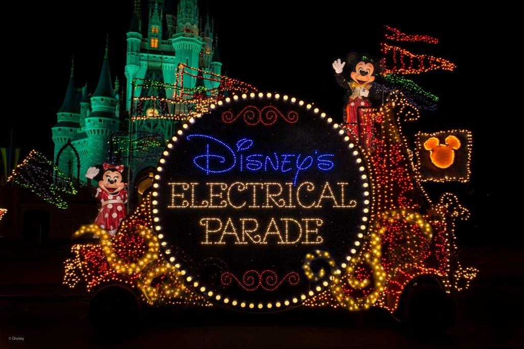 Electrical Parade at Disneyworld |Global Munchkins