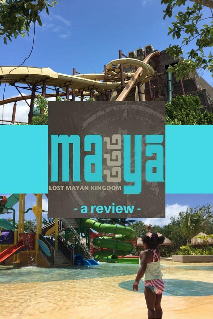 Maya Park- lost Mayan kingdom review