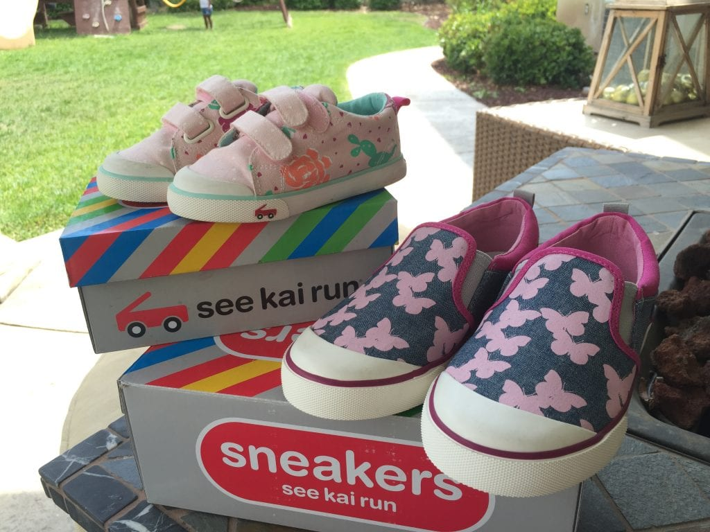 See Kai Run Shoes – Why my kiddos and this mom Loves it!