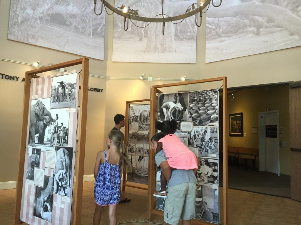 Temecula Valley Museum a Family Friendly Attraction located in Temecula CA | Global Munchkins