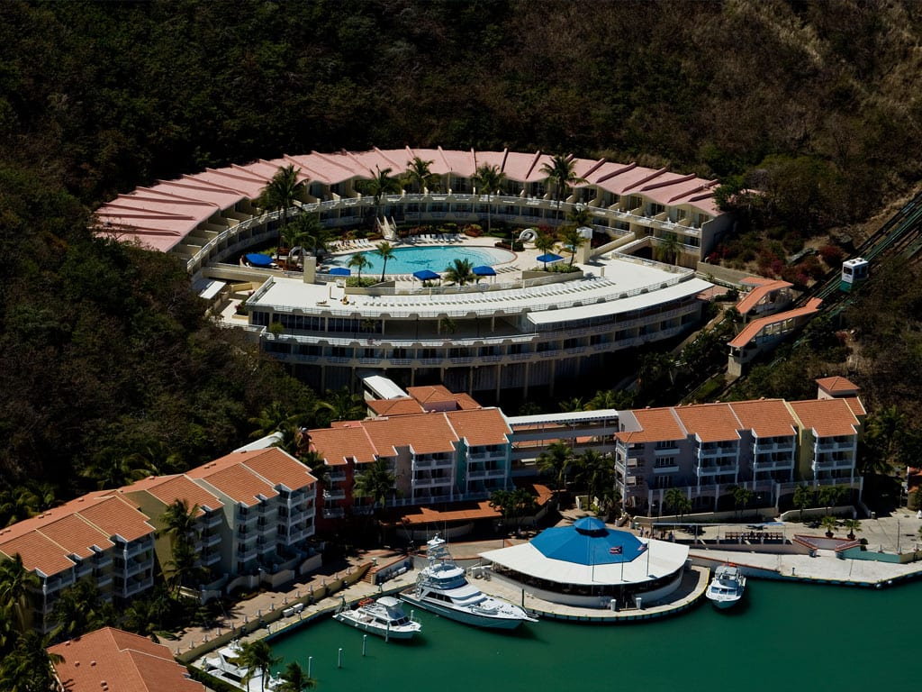 aerial-view-El-Conquistador-Resort