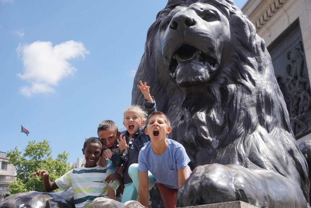10 Amazing Things to do in London with Kids