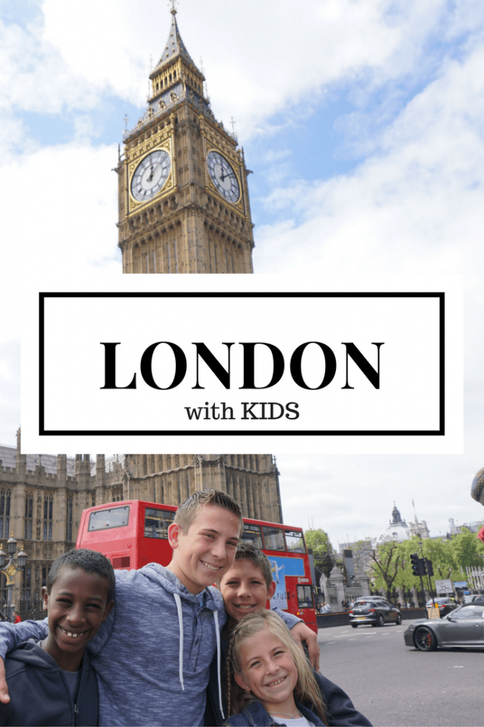 3 Reasons To Head To London With Kids Global Munchkins