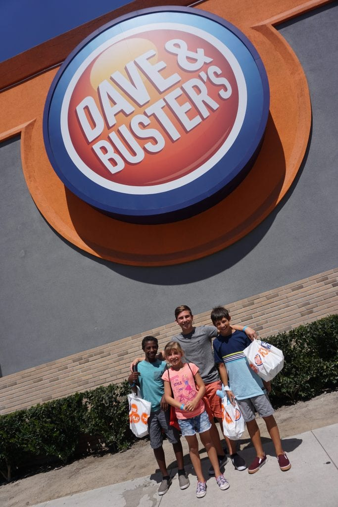 Dave & Busters at the Outlets at Orange