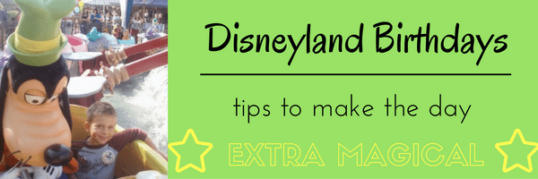 Tips to Make a Disney Birthday