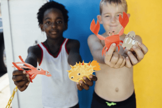 Global Guardian Project- Oceans | Global Munchkins