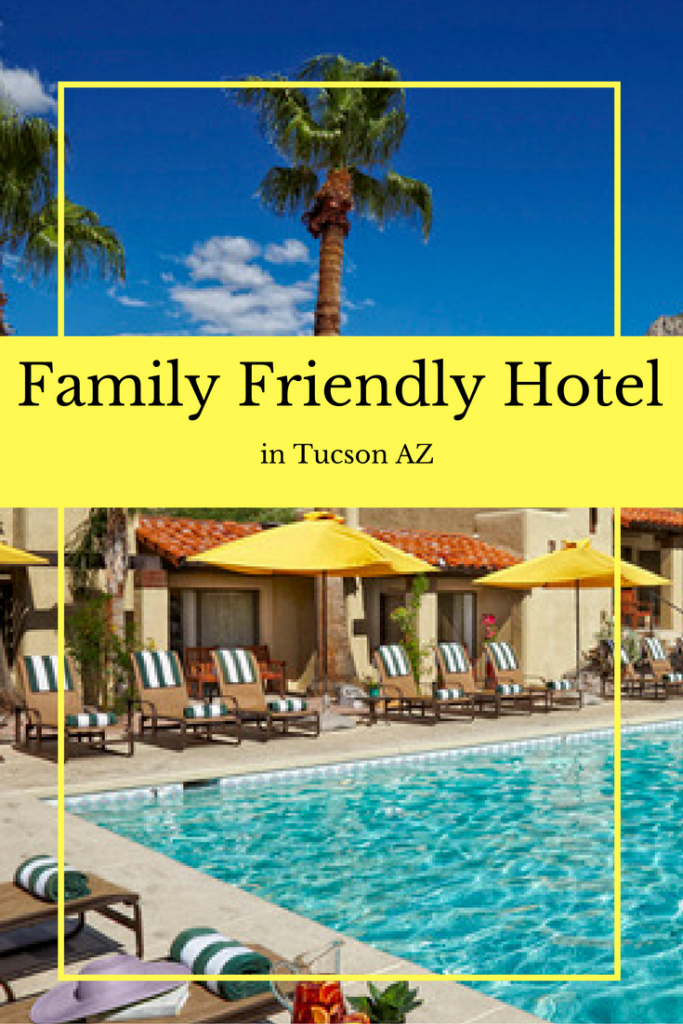 The Hilton El Conquistador is a family friendly Tucson hotel with a 143 foot waterslide plus fabulous casita accommodations. Check out why we think you should stay at this kid-friendly Arizona hotel