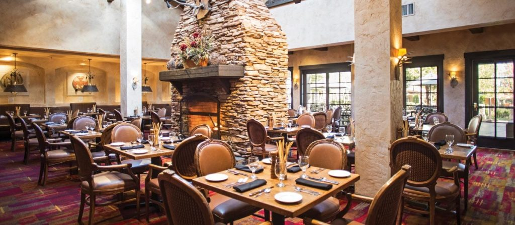 Tenaya Lodge (a Yosemite Resort) offers plenty of dining options from casual to upscale.
