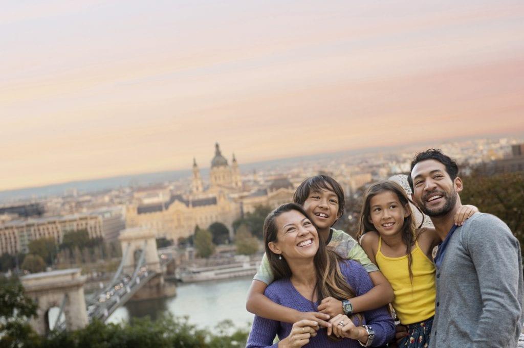 Budapest Family