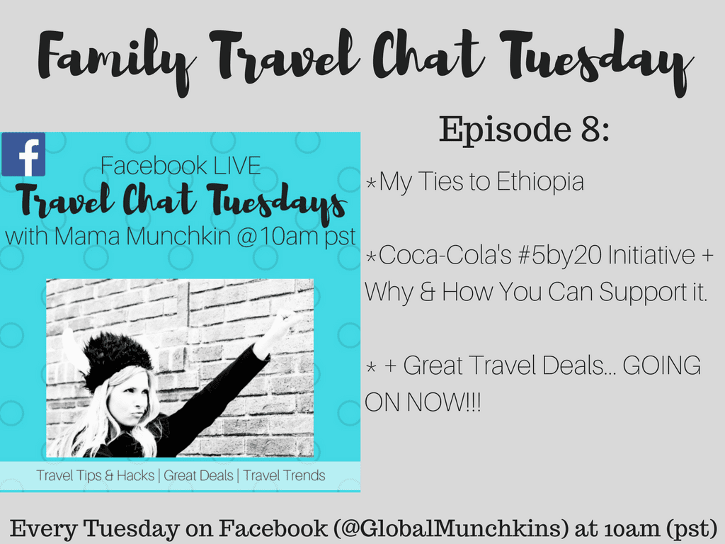 Family Travel Chat Tuesday